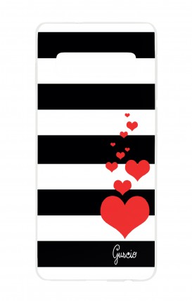 Cover TPU Samsung S10 - Loving Stripes