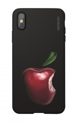 1. Cover Soft Touch Apple iPhone XR - Apple