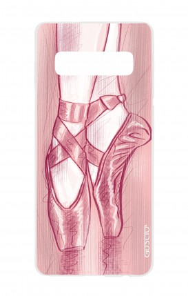 Cover Samsung S10 - Ballet Slippers
