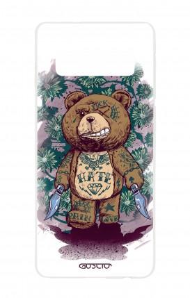 Cover Samsung S10 - WHT Killin' Teddy