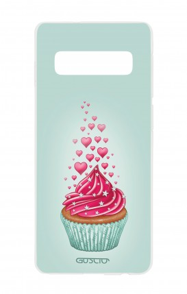 Cover Samsung S10 - Cupcake in Love