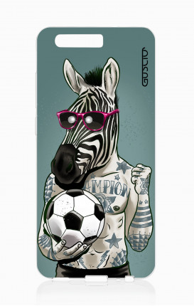 Cover TPU HUAWEI P10 Plus - Zebra