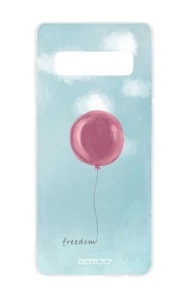 Cover TPU Samsung S10 - palloncino della libertà