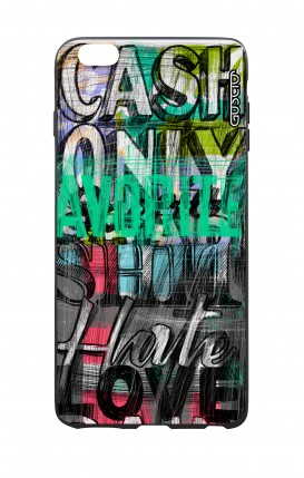 Cover Bicomponente Apple iPhone 6 Plus - Cash Only