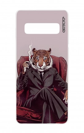Cover Samsung S10 - Tigre elegante