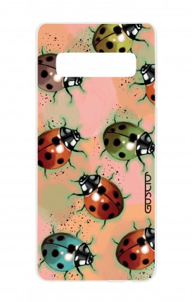 Cover Samsung S10 - Lady bugs