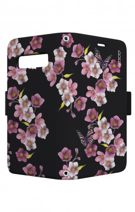 Case STAND VStyle EARS Samsung S10 - Cherry Blossom
