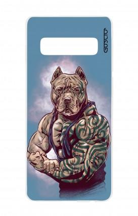 Cover Samsung S10 - Pitbull Tattoo