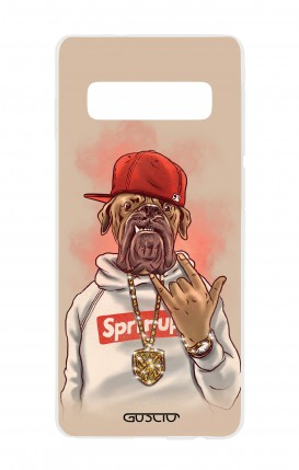 Cover Samsung S10 - Mastino Rap