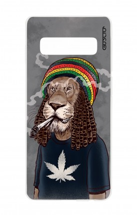 Cover Samsung S10 - Lion