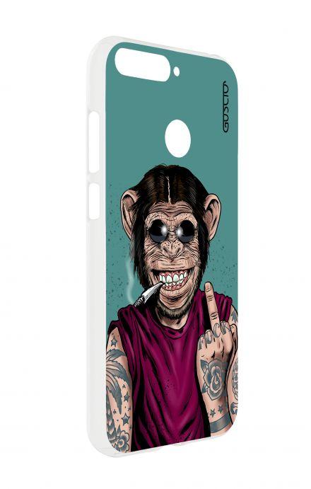 Cover HUAWEI P SMART - Monkey's always Happy