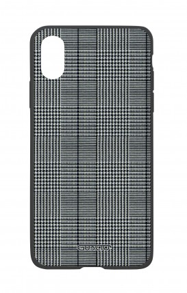 Cover Bicomponente Apple iPhone XR - Principe di Galles