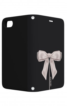 Case STAND Apple iph6/6s - Satin White Ribbon