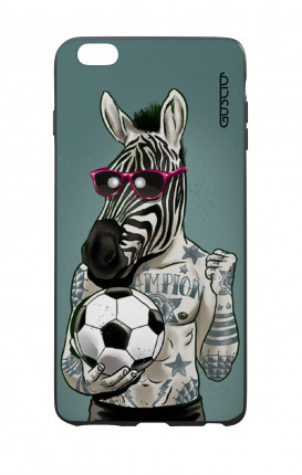 Cover Bicomponente Apple iPhone 6 Plus - Zebra