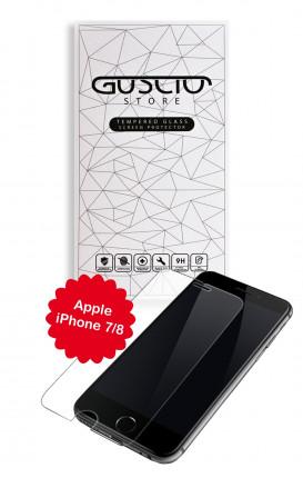 Tempered Glass iPhone7/8 e 6/6s - Neutro