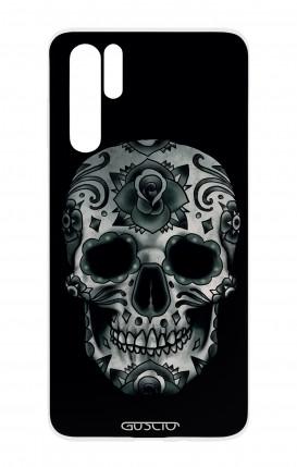 Cover HUAWEI P30 PRO - Dark Calavera Skull