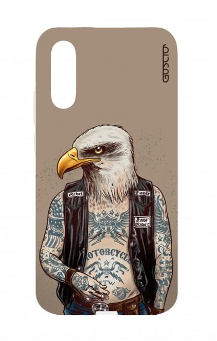 Cover Huawei P20 - Eagle Rebel