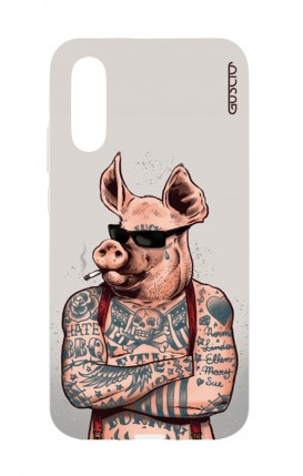 Cover Huawei P20 - Hate BBQ