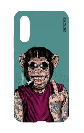 Cover TPU Huawei P20 - Scimmia felice