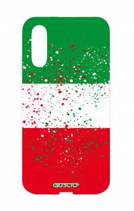 Cover Huawei P20 - Italy flag