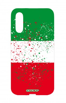 Cover Huawei P20 - Bandiera italiana