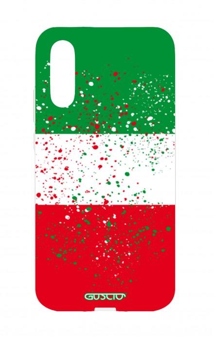 Cover TPU Huawei P20 - Bandiera italiana