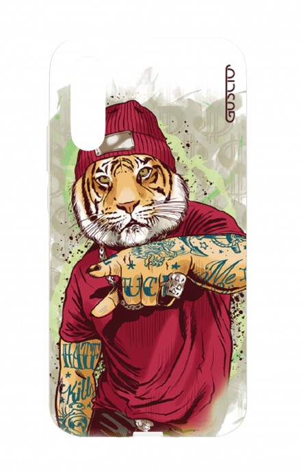 Cover Huawei P20 - WHT Hip Hop Tiger