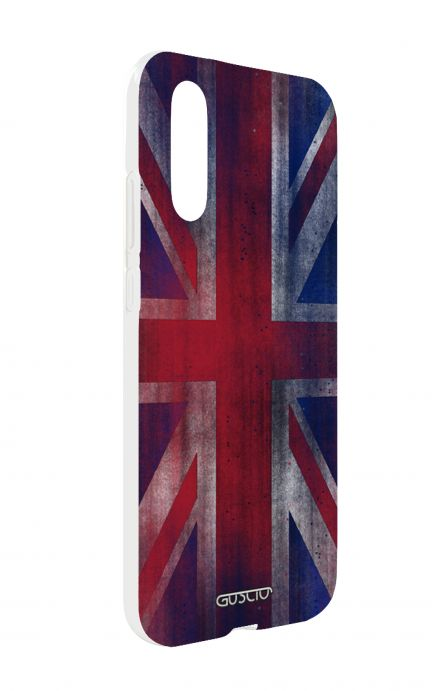 Cover Huawei P20 - Vintage Union Jack