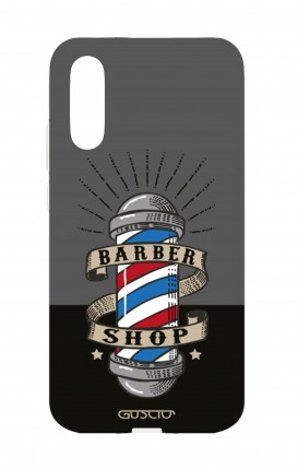 Cover Huawei P20 - Barber Shop Banner
