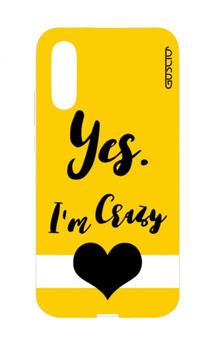 Cover Huawei P20 - Yes. I'm Crazy