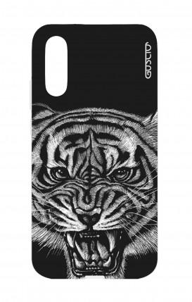 Cover Huawei P20 - Tigre nera