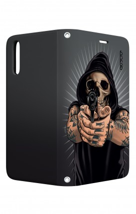 Cover STAND Huawei P20 - Mani in alto