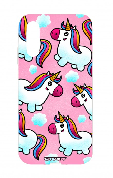 Cover Huawei P20 - Unicorns in the clouds