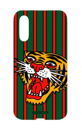 Cover TPU Huawei P20 - Tigre colorata