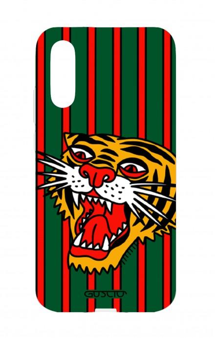 Cover TPU Huawei P20 - Tigre colorata