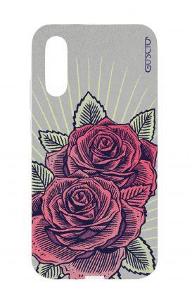 Cover Huawei P20 - Roses