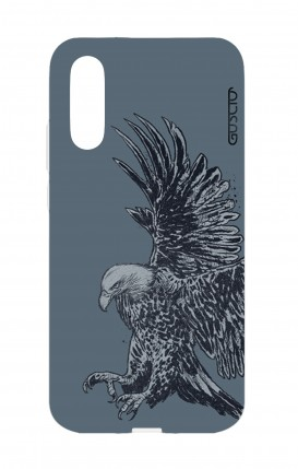 Cover Huawei P20 - Blue Eagle
