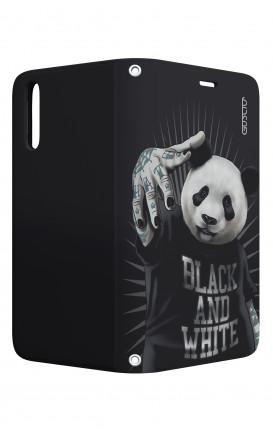 Cover STAND Huawei P20 - Panda rap