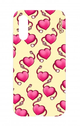 Cover Huawei P20 - Hearts