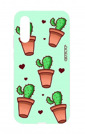 Cover Huawei P20 - Cactus Pattern