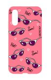 Cover Huawei P20 - Sunglasses Pattern