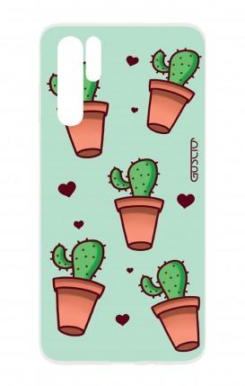 Cover HUAWEI P30 PRO - Cactus Pattern