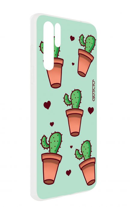 Cover HUAWEI P30 PRO - Cactus Pattern