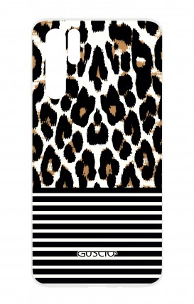 Cover HUAWEI P30 PRO - Animalier & Stripes