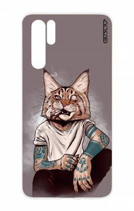 Cover HUAWEI P30 PRO - Lince Tattoo