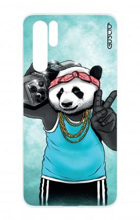 Cover HUAWEI P30 PRO - Panda anni '80