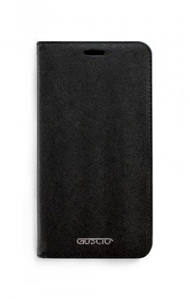 Case STAND VStyleSAFFIANO Apple iphone XS MAX BLK - Neutro