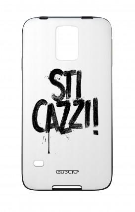Samsung S5 WHT Two-Component Cover - STI CAZZI 2