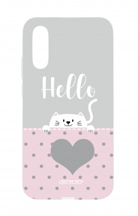 Cover Huawei P20 PRO - Hello Cat