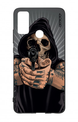 Cover Samsung A6 2018 Plus - Muscle Car